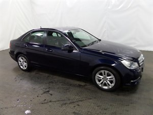 used Mercedes C220 C CLASS CDI Executive SE (M Pilot) 4dr 7G-Tronic Plus in leicester
