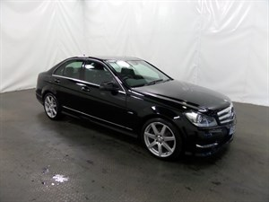 used Mercedes C250 C CLASS CDI Blue Effeciency Sport Edition 125 4dr in leicester