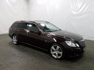 used Mercedes E220 E CLASS CDI BlueEFFICIENCY SE 5dr in leicester