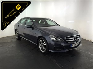 used Mercedes E220 E Class CDI SE 7G-Tronic Plus 4dr in leicester