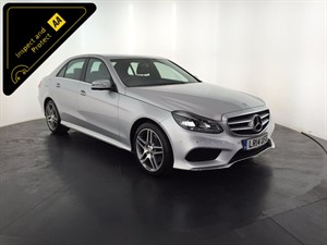 used Mercedes E220 E Class CDI AMG Sport 7G-Tronic Plus 4dr in leicester