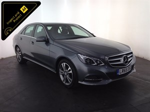used Mercedes E220 E Class CDI BlueTEC SE 7G-Tronic Plus 4dr in leicester