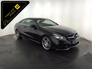 used Mercedes E250 E Class CDI AMG Sport 7G-Tronic Plus 2dr in leicester