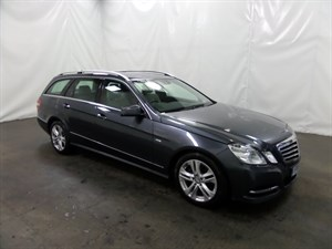 used Mercedes E250 E CLASS CDI BlueEFFICIENCY Avantgarde 5dr 7G-Tronic in leicester