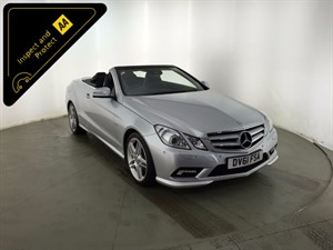 used Mercedes E350 E Class CDI Sport 2dr in leicester