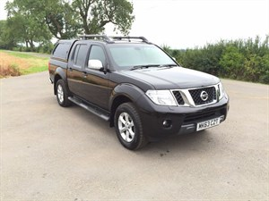 used Nissan Navara dCi Tekna 4dr in leicester