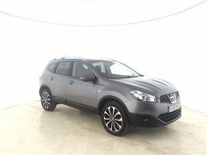 used Nissan Qashqai dCi N-TEC+ 4X4 5dr in leicester
