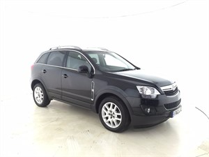 used Vauxhall Antara CDTi Exclusiv AWD 5dr in leicester