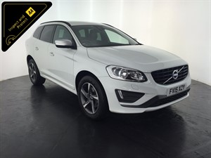 used Volvo XC60 D4 R-Design Geartronic 5dr (start/stop) in leicester