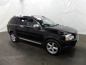 used Volvo XC90 D5 [200] R DESIGN 5dr Geartronic in leicester