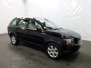 used Volvo XC90 D5 SE 5dr Geartronic in leicester