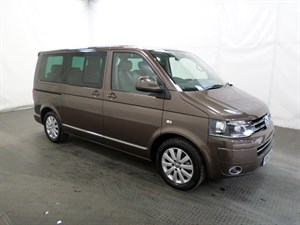 used VW Caravelle BiTDI Executive 180 5dr DSG in leicester