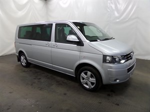 used VW Caravelle TDI SE Minibus FULL SERVICE HISTORY 1 OWNER in leicester