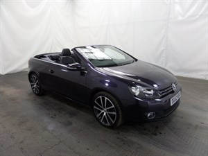 used VW Golf TDI BlueMotion Tech GT 2dr in leicester