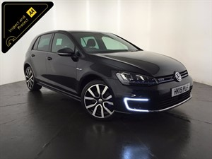 used VW Golf TSI BlueMotion Tech GTE DSG 5dr (start/stop) in leicester
