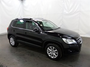 used VW Tiguan TDi Match 5dr DSG 1 OWNER FULL SERVICE HISTORY in leicester
