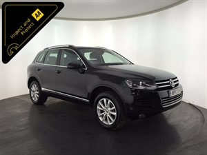 used VW Touareg TDI V6 SE Tiptronic 4x4 5dr (start/stop) in leicester