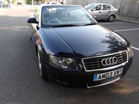 Used Audi A4 SPORT Full Service History