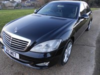 Used Mercedes S320 L CDI