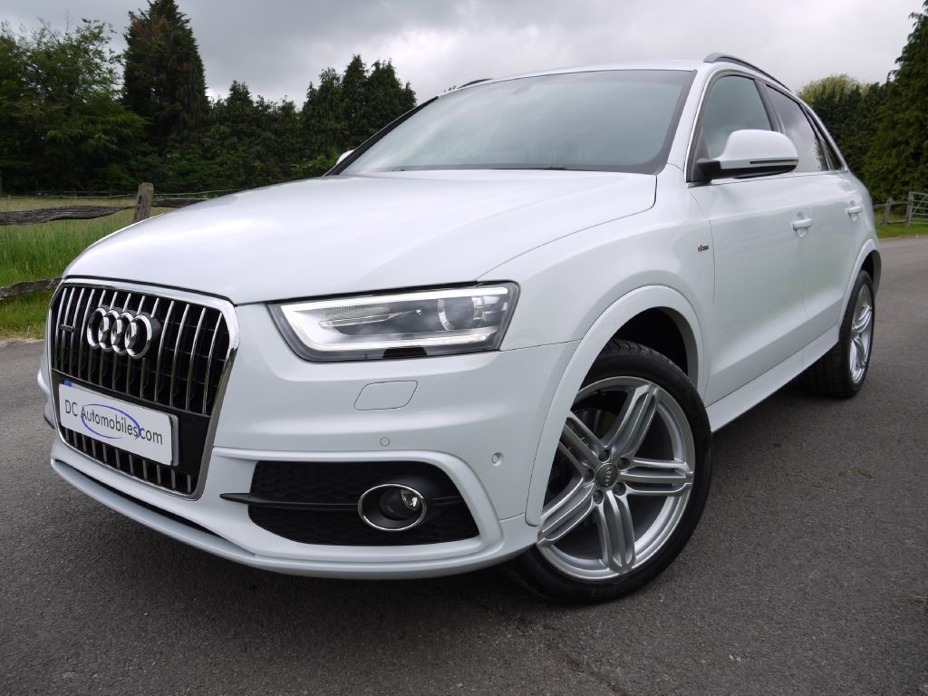 used audi q3 for sale in surrey. Black Bedroom Furniture Sets. Home Design Ideas