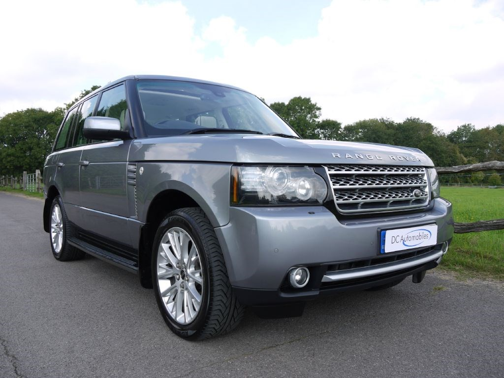 used land rover range rover for sale in surrey. Black Bedroom Furniture Sets. Home Design Ideas
