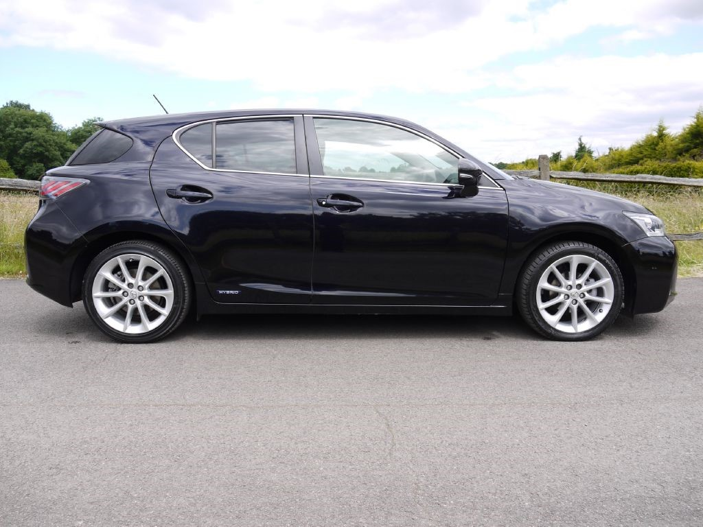 used lexus ct 200h for sale in surrey