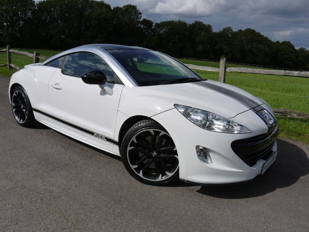 used peugeot rcz for sale in surrey. Black Bedroom Furniture Sets. Home Design Ideas