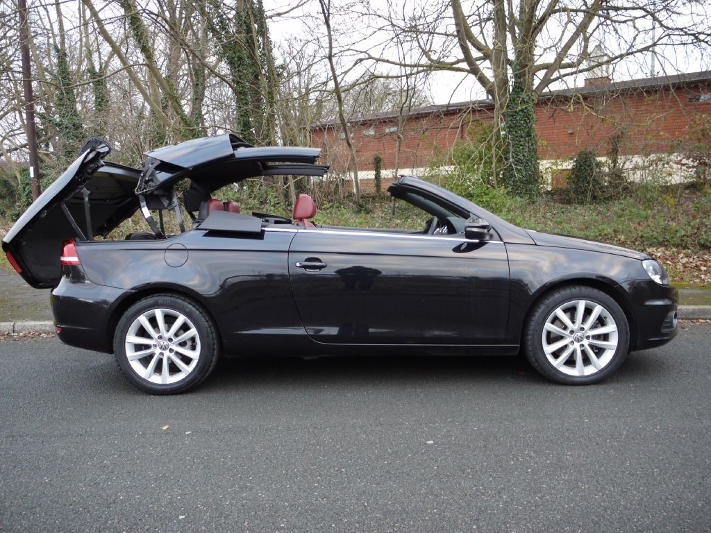 used vw eos for sale in surrey. Black Bedroom Furniture Sets. Home Design Ideas