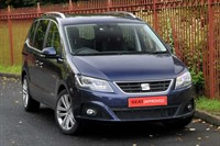 Used SEAT Alhambra Estate Special Editions TDI CR Style Advanced (184) 5dr DSG