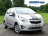 Used Chevrolet Spark LS 5dr.