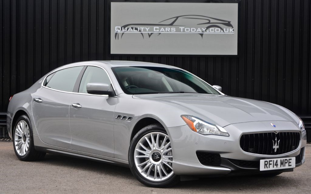 Used maserati quattroporte for sale south yorkshire for Porte saloon