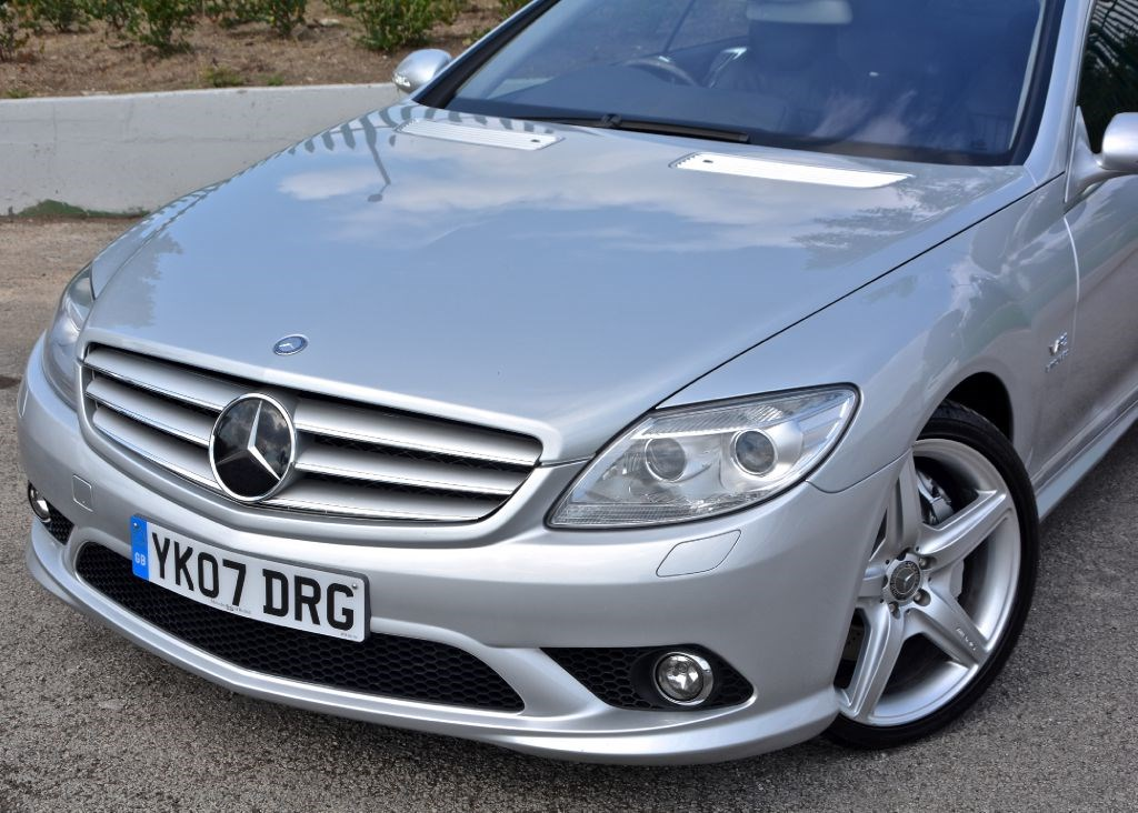 Mercedes benz cl600 5 5 v12 bi turbo coupe fmbdsh for for Mercedes benz cl600 for sale