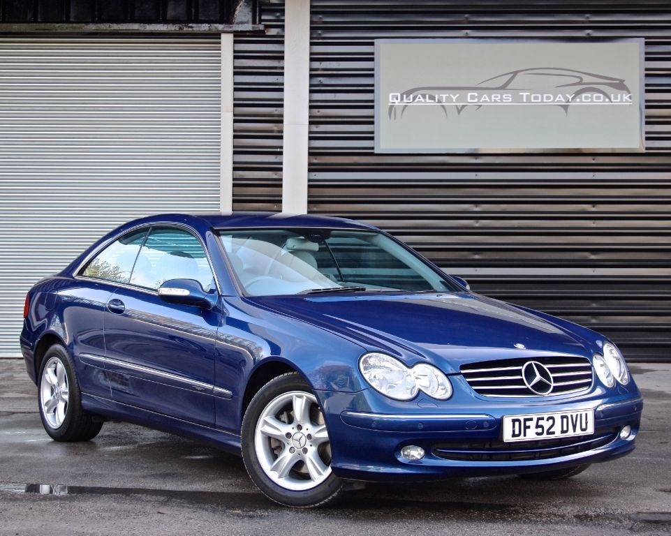 usedmercedes clk class clk270 cdi avantgarde auto full mb history for sale in south yorkshire. Black Bedroom Furniture Sets. Home Design Ideas