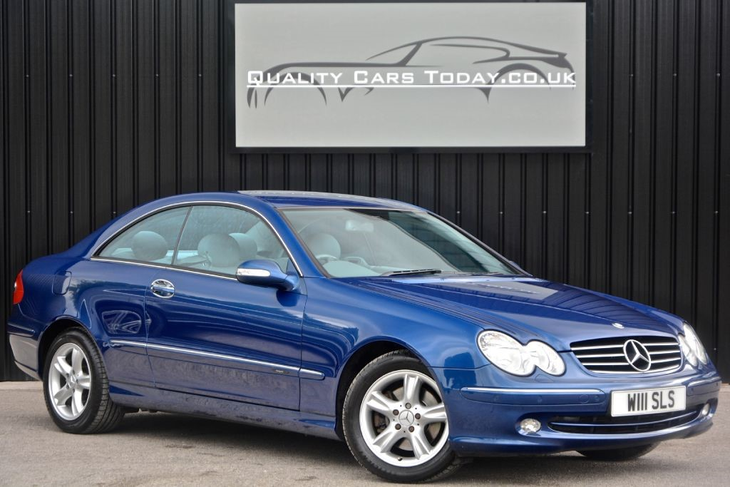 used mercedes clk270 cdi for sale south yorkshire. Black Bedroom Furniture Sets. Home Design Ideas
