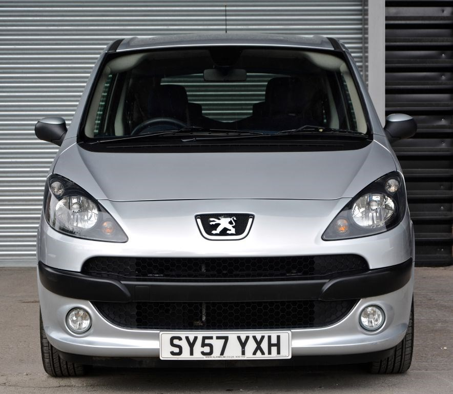 used peugeot 1007 for sale south yorkshire. Black Bedroom Furniture Sets. Home Design Ideas