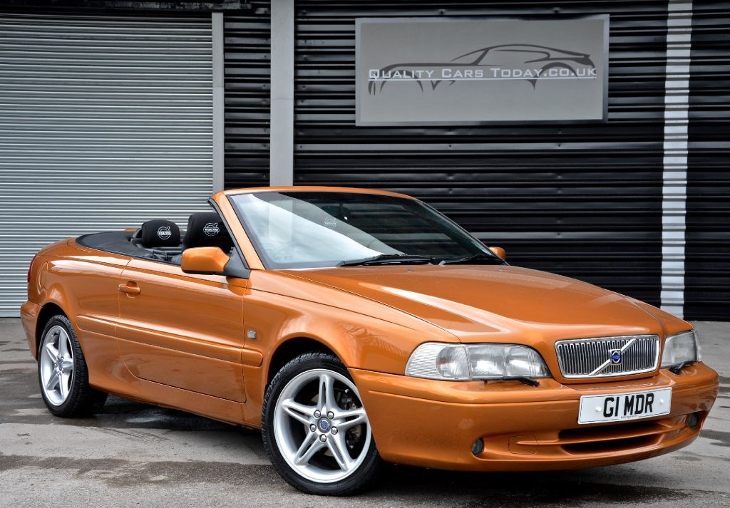 usedvolvo c70 t5 convertible finest available for sale. Black Bedroom Furniture Sets. Home Design Ideas