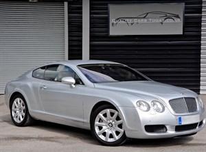 Bentley Continental GT 60 W12 Full Bentley History
