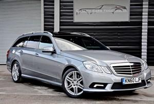 Mercedes-Benz E250 CDI AMG Sport Estate Auto VAT Q  Massive Spec