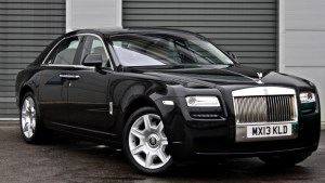 Rolls-Royce Ghost Vat Qualifying