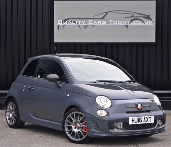 used Abarth 595 Competizione 180 bhp *1 Owner + 3k Miles* in sheffield