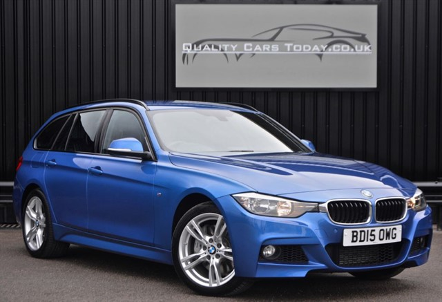 used BMW 335d XDrive M Sport Touring Estate 'BMW Individual Interior' in sheffield
