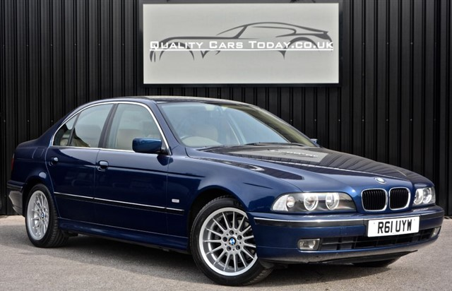 used BMW 520i SE ( E39 ) Auto Comprehensive History + Every Invoice from new! in sheffield