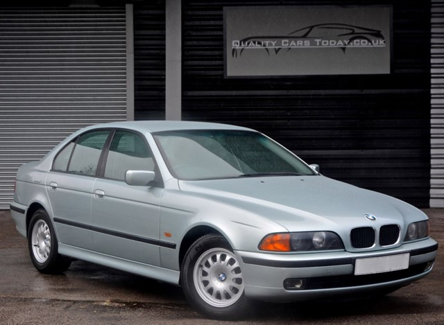 used BMW 523i SE Auto *1 Owner + Full BMW History* in sheffield