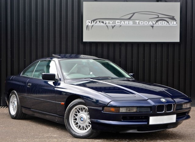 used BMW 840 CI 4.0 V8 Coupe * Orient Blue + 3 Owners + Good History* in sheffield