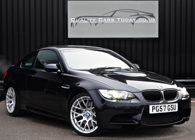 used BMW M3 4.0 V8 Coupe Manual *Good Spec + Full Service History* in sheffield