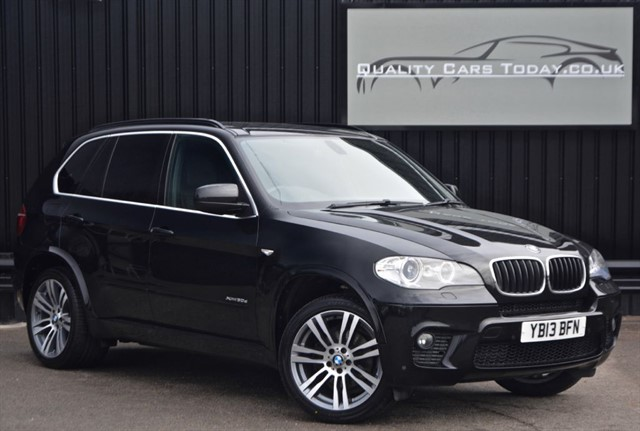 used BMW X5 XDRIVE30D M Sport 7 Seats *Full BMW History* in sheffield