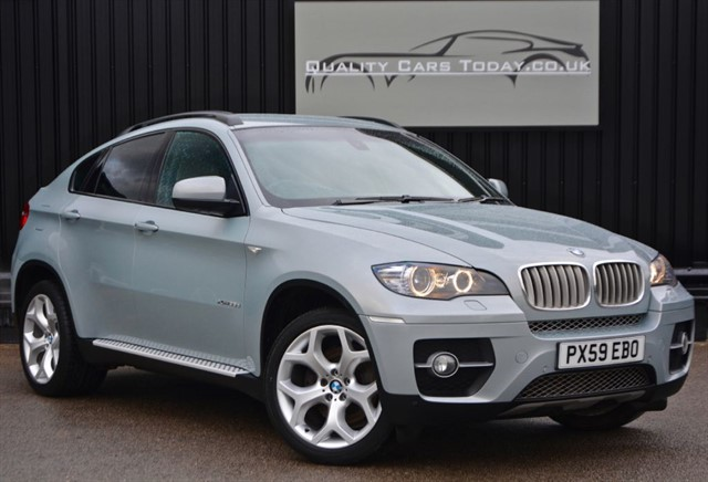 used BMW X6 XDRIVE 35D *BMW Individual + Rear Entertainment + £10k Options* in sheffield
