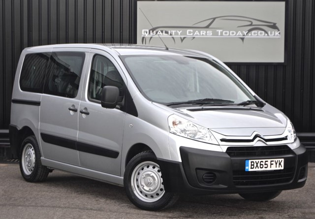 used Citroen Dispatch Combi 2.0 HDI * Wheelchair Disabled Access Vehicle by Gowrings * in sheffield