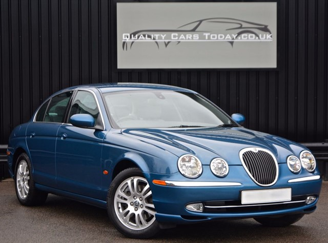 used Jaguar S-Type 4.2 V8 SE *Just 35k Miles + Outstanding Condition* in sheffield