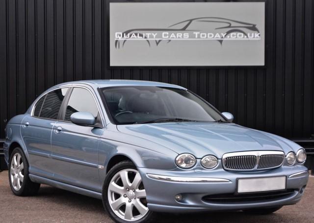 used Jaguar X-Type 2.2d Diesel SE *Sat Nav+Heated Seats etc* in sheffield